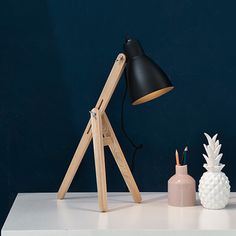 Acacia Table Lamp by Ineslam designed in Spain #MONOQI