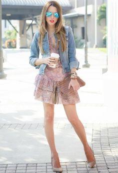 @roressclothes closet ideas #women fashion Street Style Dresses - Print Dress
