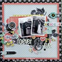 A Project by jodibaune from our Scrapbooking Gallery originally submitted 09/07/13 at 09:52 AM