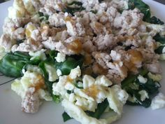 Healthy Protein-Packed Breakfast Recipe w/ Egg Whites