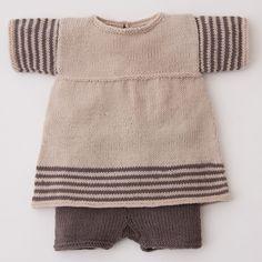 Lana Grossa TUNIKA & HOSE Cool Wool Baby - FILATI INFANTI No. 9 - Modell 8-9 | FILATI.cc WebShop