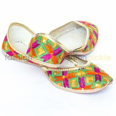 Indian Multicolor Embroidery Style 3