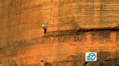 Rappel Zion National Park, Utah's oldest park, with the help of Zion Adventure Company!  Great article on the what to see, where to go, what to do in Southern Utah.    Utah has more national parks than any other state in the union