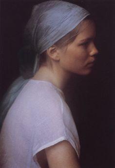 David Hamilton (reminds me of Vermeer)