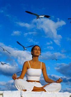 Yoga Meditation Peacfull