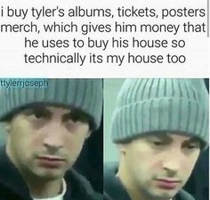 My life is a lie Twenty One Pilots, Twenty One Pilot Memes, Tyler And Josh, Tyler Joseph, Funny Instagram Memes, Top Memes, Band Memes, Emo Bands, Staying Alive