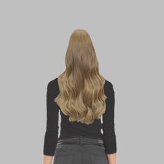 #7CHG Temporary Tape-in Hair Extensions - 10 Pieces