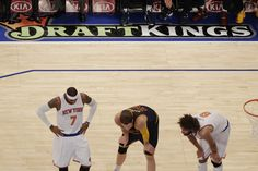 Citigroup has barred its New York customers from making credit card transactions with DraftKings and FanDuel, the two biggest fantasy sports sites. The ban will last until a decision on the sites' ...