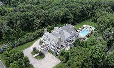 21,500 Square Foot Georgian Colonial Mansion In Greenwich, CT