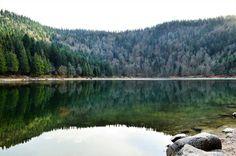 De mooiste meren van Frankrijk - Lac des Corbeaux, Vogezen
