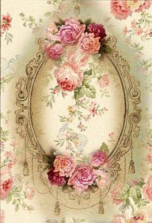 Vintage Diy, Floral Vintage, Decoupage Vintage, Vintage Shabby Chic, Vintage Labels, Vintage Ephemera, Vintage Paper, Vintage Flowers, Vintage Prints