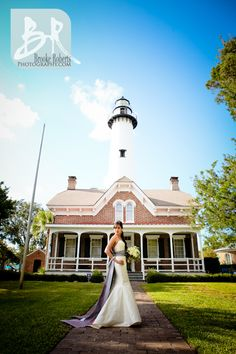 Have to do this shot! at St Simons Island lighthouse museum