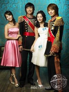 Princess Hours / Goong (kdrama video link) - typical arranged marriage storyline. 32413
