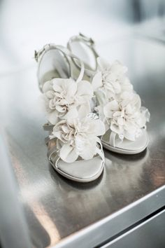 Ruffle shoes: http://www.stylemepretty.com/2012/05/22/multicultural-atlantic-city-wedding-by-love-me-do-photography/   Photography:  Love Me Do Photography - http://www.lovemedophotography.com/