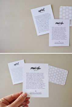 greenfingerprint   simple + modern design: PROJECT LIFE journaling