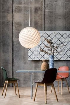 Patera pendant by Louis Poulsen expanded to include a larger and a smaller model - de Architect