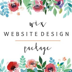 Are you ready for a beautiful website that represents you and your business, then you've come to the right place!    Whether you want to start a new business, showcase your art, set up an online shop, set up a Wedding page, promote your services and business and everything in between, I can help you.    I make the processes super easy. You and I will work together to create the perfect design, that is functional and easy to use! The best part is that you don't need a web designer to…