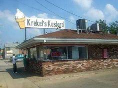 Krekels on E Wood St. Decatur Illinois