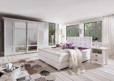 boxspringbett cherie verfuhrung pur tolles boxspringbett im modernen landhausstil romantik pur
