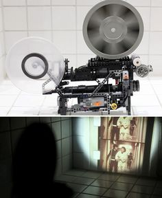 Film and Lego in one?  Awesome.