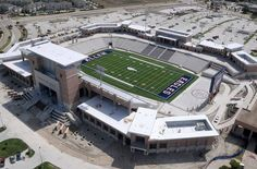 When you love something as much as Texans love football, you build monuments to it. Here are 10 of the biggest high school football stadiums in Texas. Highschool Football, Texas High School Football, Hs Football, Football Stadiums, School Sports, Home Warranty Reviews, American High School, Futbol