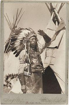 Ben Black Elk, без даты. Oглала.