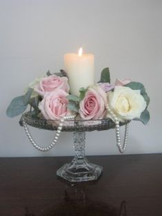 I love roses and pearls, this ticks both boxes.