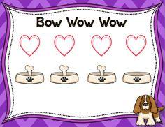 "Bow Wow Wow icon slide from ""All Things Rhythm: Ta, Ti-Ti Rest"" Music Teachers, Music Classroom, Music Education, Jamie Parker, Rhythm Ta, Elementary Music, Music Games, Music Lessons, Filipino"