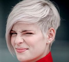 Image result for best pixie cut for round face