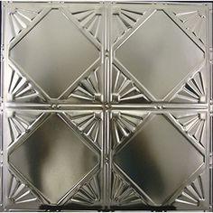 Decorative Tin Backsplash Tiles Mesmerizing Decorative Tin Ceilings & Panels They've Come A Long Way  Tile Inspiration