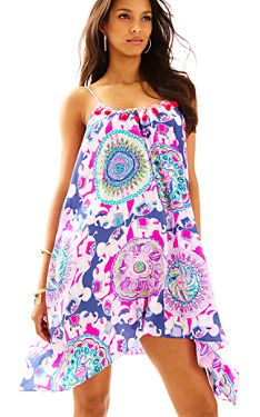 Rooney Dress | 23946 | Lilly Pulitzer