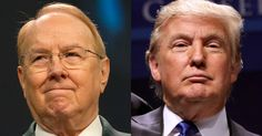 BREAKING: After Leaked Audio, James Dobson Issues Huge Trump Announcement