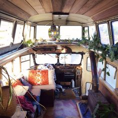 Keep your van's oxygen rich with a canopy green house