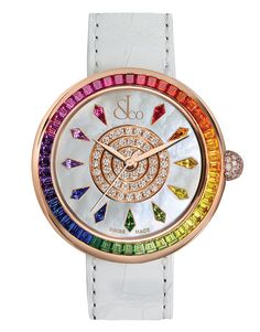 Brilliant Rainbow | Jacob & Co. | Timepieces | Fine Jewelry | Engagement Rings