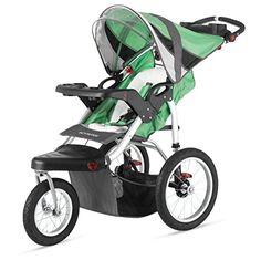 Amazon.com: Schwinn Discover Single Swivel Stroller: Sports & Outdoors