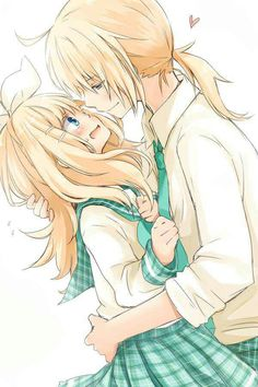 Kagamine Rin & Len | Vocaloid #digital #singer