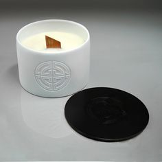 CALIQ Small 1 Wick Candle FUSION Collection. Weight 170 g