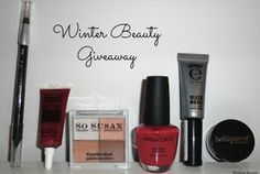 Winter Beauty Giveaway!!!!
