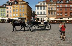 #Varsóvia, capital da #Polónia, cidade de Frederic Chopin e de Marie Curie, nas margens do rio #Vístula. A 2ª Guerra Mundial destruiu 85% da massa arquitetónica