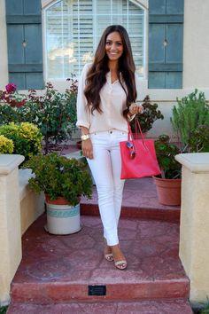 Vanessa Balli: White Out
