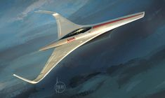 Demo for John Frye's vehicle design class at Concept Design Academy. Keywords: concept airplane plane flying ship spaceship art by john ...