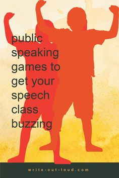 Help them swap fear for fun!  Public speaking exercises to suit middle school and up.