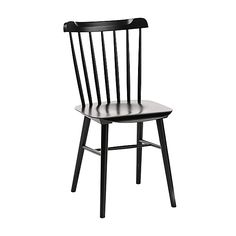 Tucker Chair – Black: Remodelista