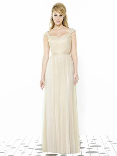After Six Bridesmaid Dress Style - 6724 | Blush Bridal