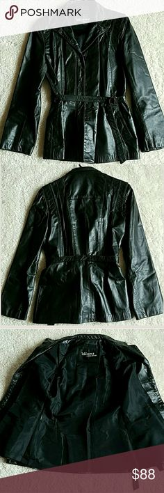 WILSON LEATHER JACKET VINTAGE VINTAGE WILSON LEATHER JACKET Wilsons Leather Jackets & Coats