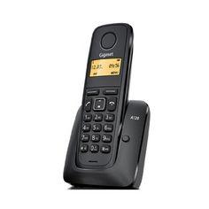 Chollo en Teléfono fijo digital Gigaset A120  Si necesitas un teléfono inalámbrico barato y de una buena marca, este Gigaset A120 está a tan sólo 12 euros.  Chollo en Amazon España: Teléfono fijo digital Gigaset A120 por solo 12€ (46% de descuento sobre el precio de venta recomendado y precio mínimo histórico)