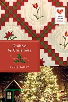This week, the Christian Fiction Blog Alliance is introducing Quilted by Christmas Abingdon Press (October 21, 2014) by Jodie BaileyABOUT THE AUTHOR: A note from the Author: Well, I'm a regular ol' person. Who just happens to write. A lot. Probably more than I should. I firmly believe that God created me to be a...