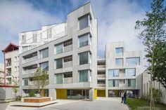 Galeria - Edifício de Apartamentos Dogarilor / ADN Birou de Arhitectura - 7