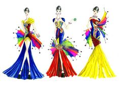 Burst of color by SadiaAnwar on deviantART