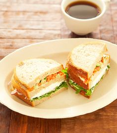sandwich レシピ
